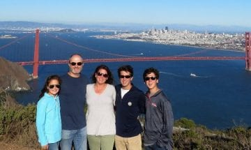 San Francisco city private custom tour family oriented trips